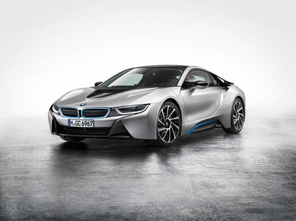 ¿BMW ha vendido verdaderamente toda la producción anual del i8? 1