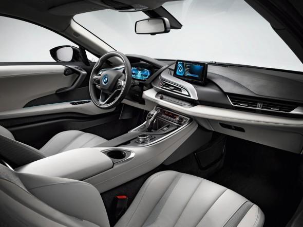 ¿BMW ha vendido verdaderamente toda la producción anual del i8? 3
