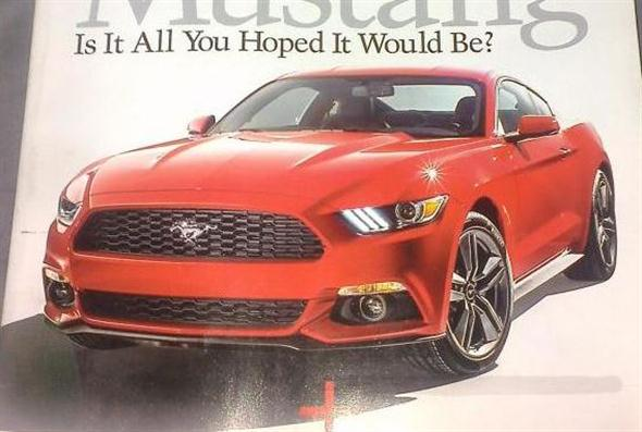 ¿Filtrado? 2015 Ford Mustang 2