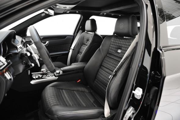 850 caballos para tu Mercedes E63 AMG gracias a Brabus 2