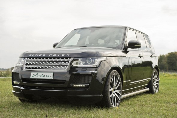 Arden nos presenta su Range Rover de 650 caballos 1