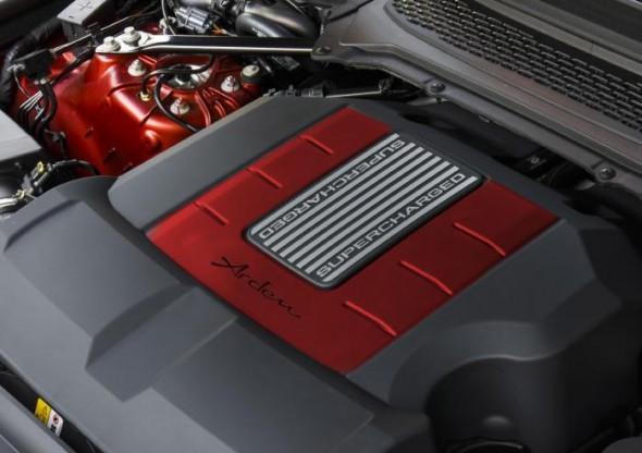 Arden nos presenta su Range Rover de 650 caballos 2