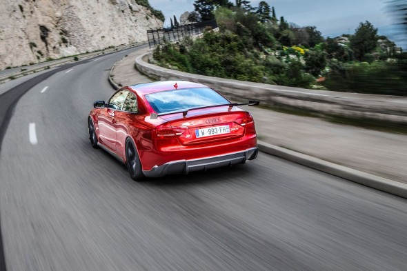 Audi RS5, bajo el rodillo de ABT 3