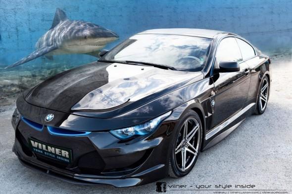BMW Serie 6 Bullshark, la última creación de Vilner 1