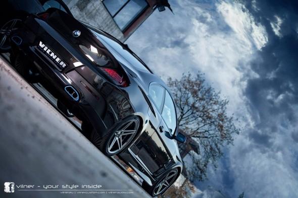 BMW Serie 6 Bullshark, la última creación de Vilner 2