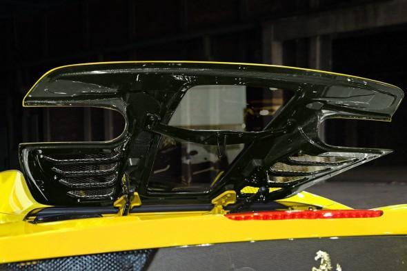 Capristo se atreve con el Ferrari 458 Spider 2