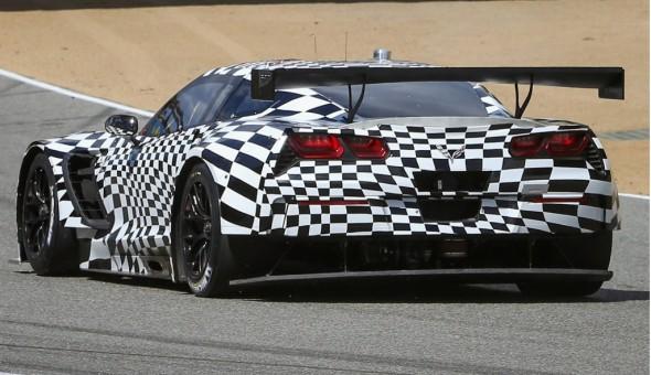 El Corvette C7.R será presentado oficialmente en Detroit 2