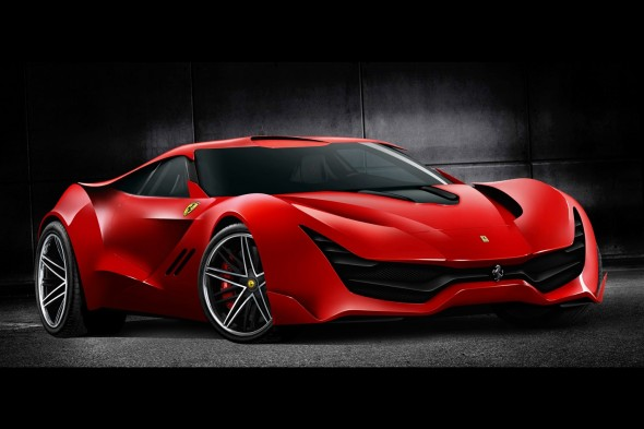 Ferrari CascoRosso, porque un nuevo Ferrari 250 GTO es posible 1