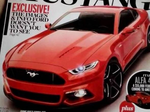 Ford fija la presentación del nuevo Mustang el día 5 de diciembre 1