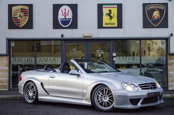 Mercedes CLK DTM AMG Convertible a la venta 1