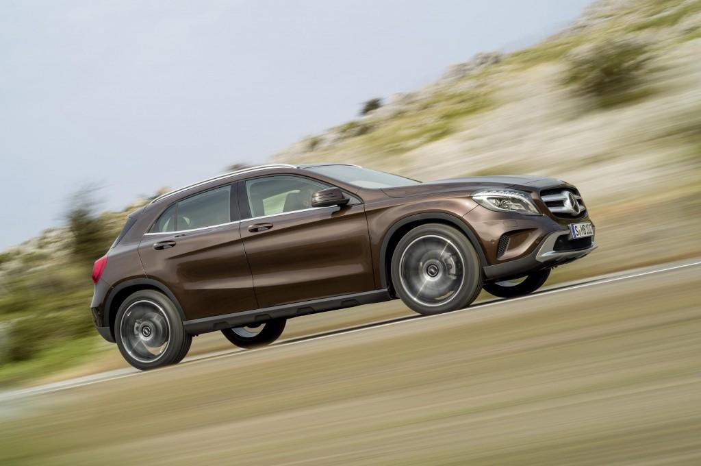 Habrá un Mercedes GLA más grande