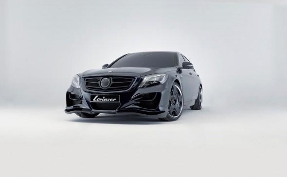 Mercedes S500 por Lorinser 1