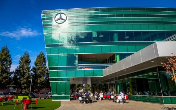 Mercedes abre en Silicon Valley un nuevo centro de I+D 1