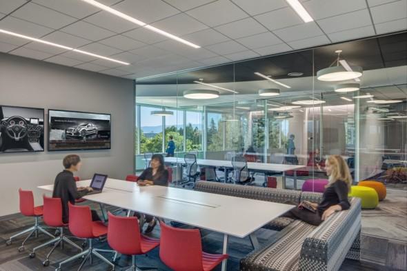 Mercedes abre en Silicon Valley un nuevo centro de I+D 3