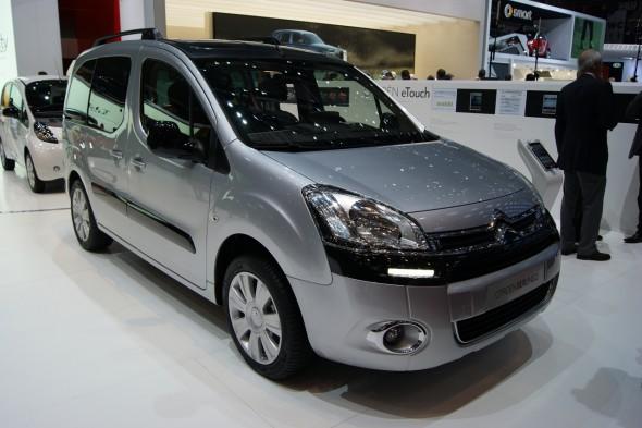 Nuevo cambio automático para el Citroën Berlingo 1