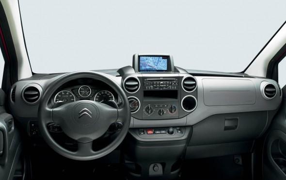 Nuevo cambio automático para el Citroën Berlingo 2