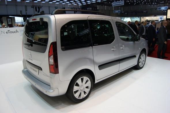 Nuevo cambio automático para el Citroën Berlingo 3