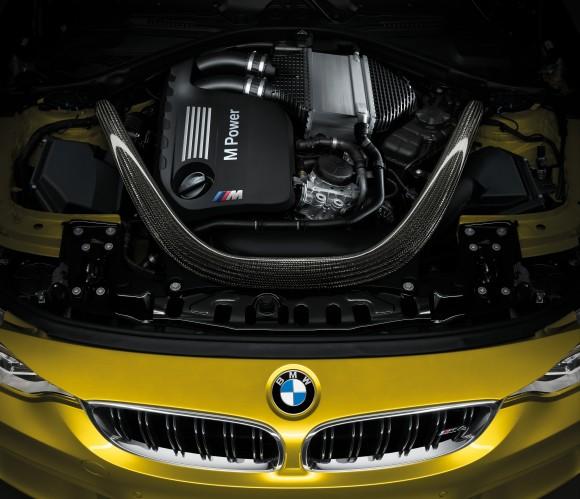 Presentados oficialmente los BMW M3 y M4, vuelta a los 6 cilindros 1
