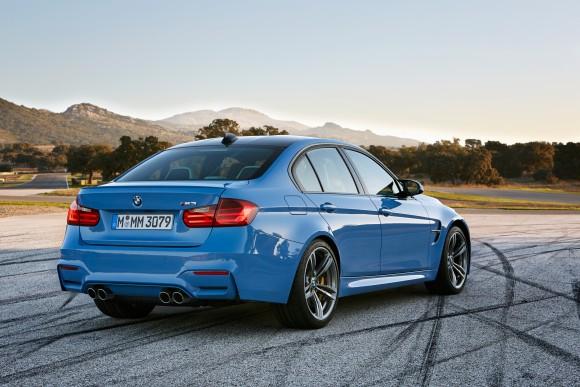 Presentados oficialmente los BMW M3 y M4, vuelta a los 6 cilindros 4