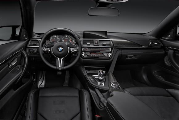 Presentados oficialmente los BMW M3 y M4, vuelta a los 6 cilindros 6