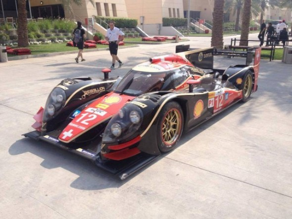Rebellion Racing pone a la venta su último LMP1 1