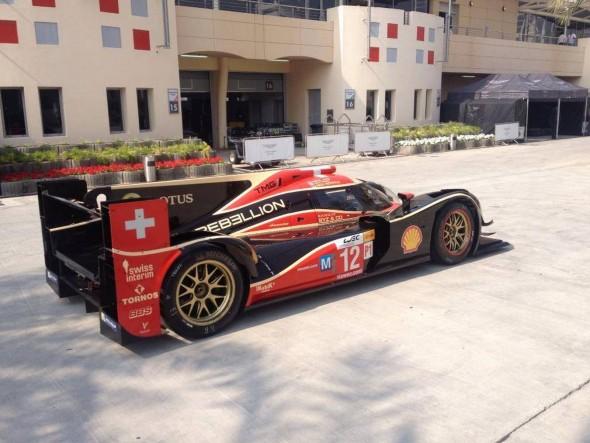 Rebellion Racing pone a la venta su último LMP1 3