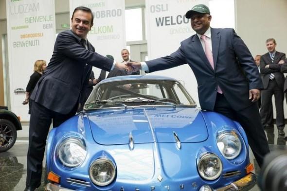 Renaul y Caterham podrían ampliar su colaboración con la llegada de nuevos vehículos 2