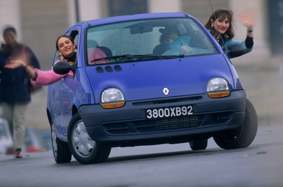 Renault Twingo: 20 años del pequeño modelo galo 1
