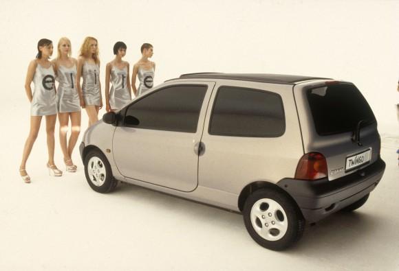 Renault Twingo: 20 años del pequeño modelo galo 2