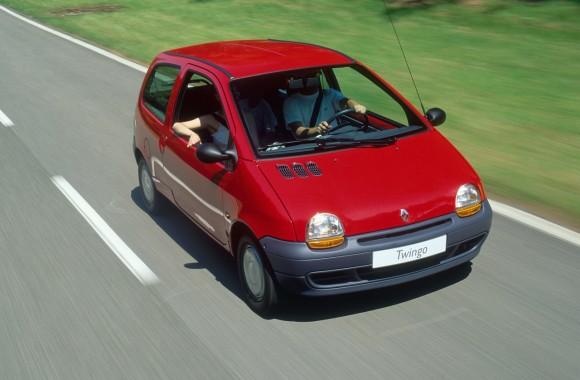 Renault Twingo: 20 años del pequeño modelo galo 3