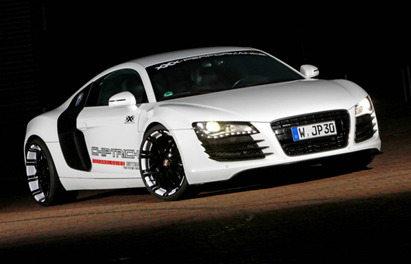 XXX Performance nos muestra su Audi R8 Biturbo 1