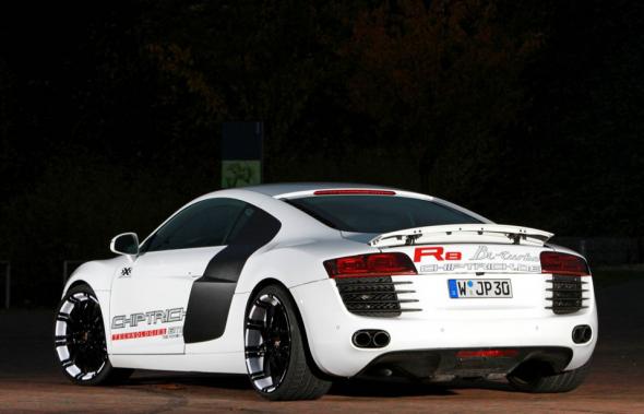 XXX Performance nos muestra su Audi R8 Biturbo 3