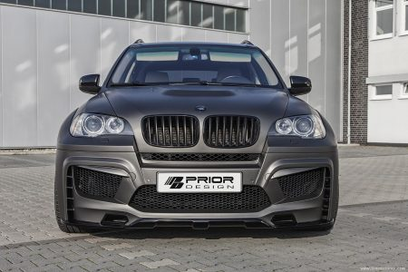 BMW X5 por Prior Design