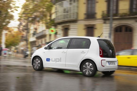e-Up!, el coche eléctrico de Volkswagen