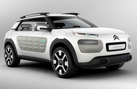 El 5 de febrero conoceremos el Citroën C4 Cactus definitivo 1