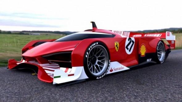 Ferrari fija su punto de mira en Le Mans 1