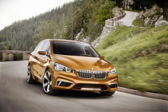 La nueva plataforma FWD de BMW Group podría dar lugar a 11 nuevos modelos 1