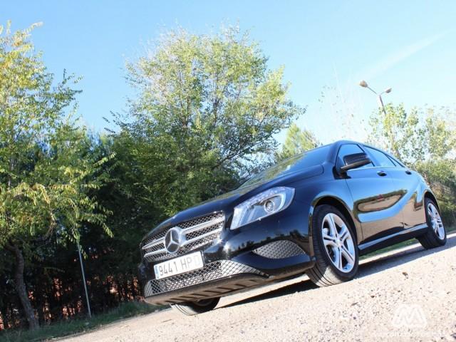 Prueba: Mercedes Clase A 180CDi BE 108 caballos (equipamiento, comportamiento, conclusión) 1