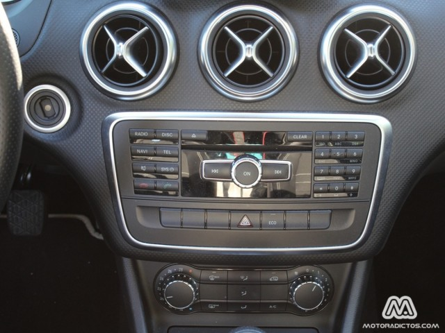 Prueba: Mercedes Clase A 180CDi BE 108 caballos (equipamiento, comportamiento, conclusión) 3