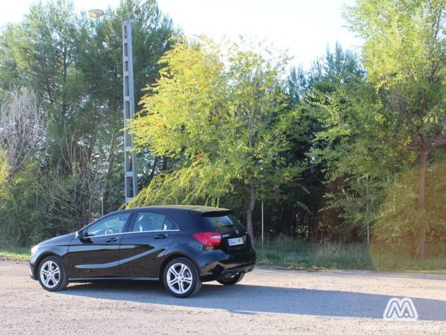 Prueba: Mercedes Clase A 180CDi BE 108 caballos (equipamiento, comportamiento, conclusión) 4