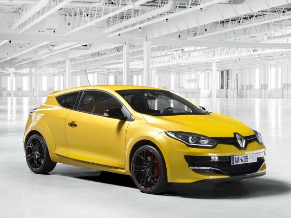 Renault Mégane 2014, megagalería de imágenes 1