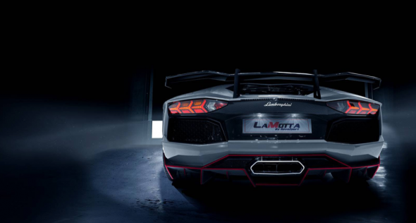 RevoZport nos presenta el Lamborghini Aventador LaMotta 2