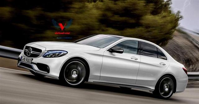 ¿Será así? 2014 Mercedes C 63 AMG, nuevas ilustraciones 1