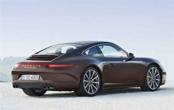 La renovación del Porsche 911 ya está en marcha