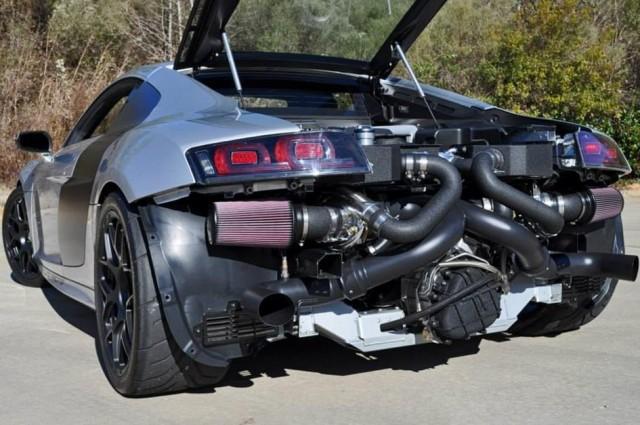1.800 caballos para el Audi R8 GT de Underground Racing 1