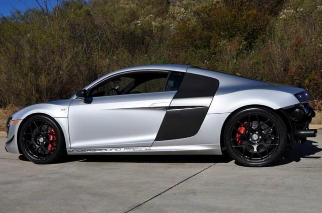 1.800 caballos para el Audi R8 GT de Underground Racing 3