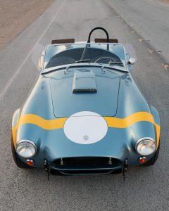 Una edición limitada para celebrar los 50 años del Shelby Cobra 289
