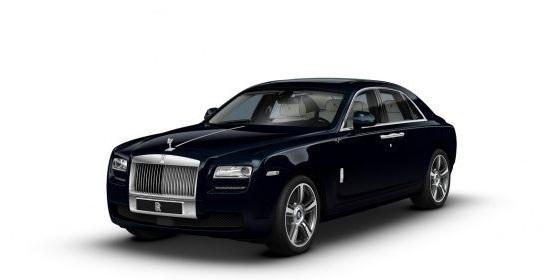 600 caballos el Rolls-Royce Ghost más radical 1
