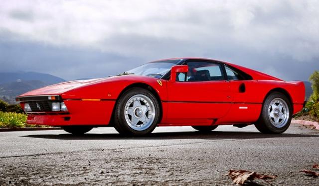 A subasta un Ferrari 288 GTO de 1985 1