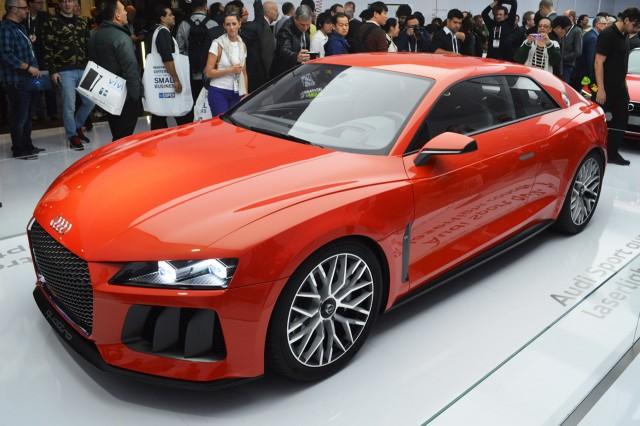 Audi estudia la posibilidad de un nuevo deportivo situado entre el TT y el R8 1